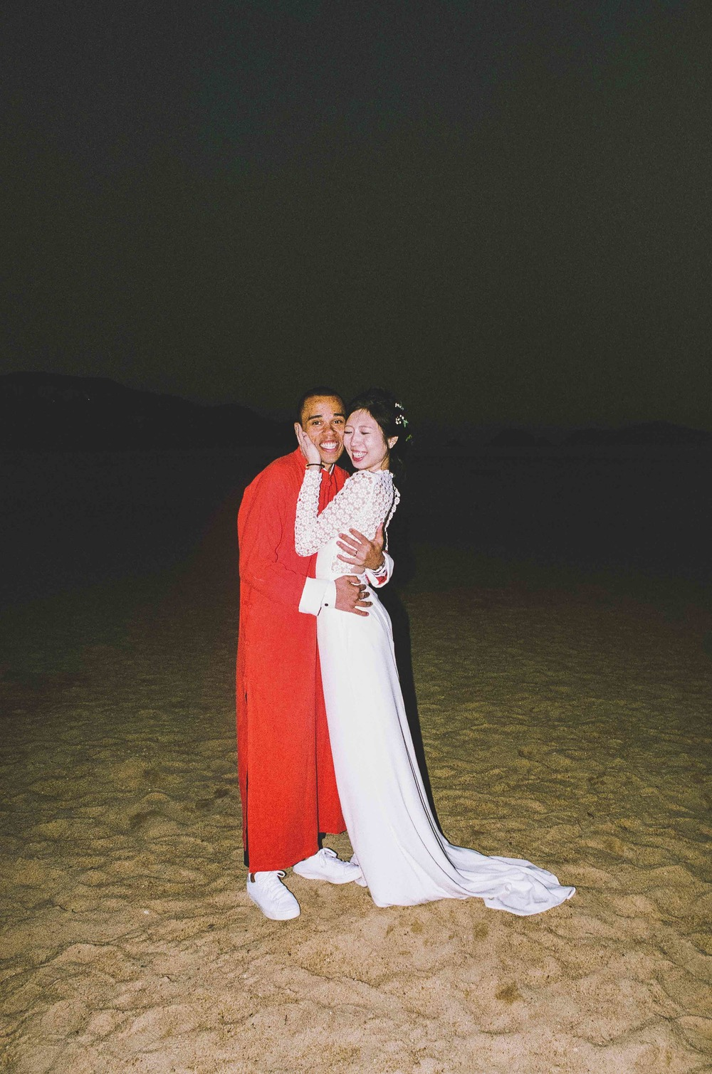 Mr. & Mrs. — rice & shine