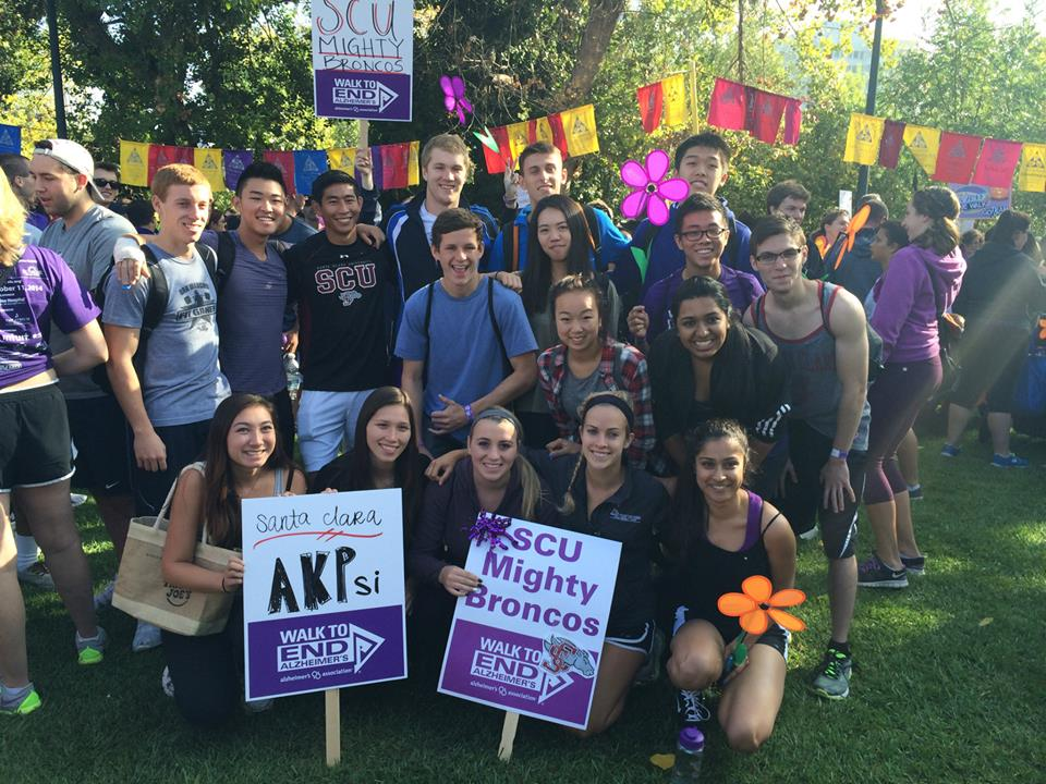 San jose walk to end alzheimer's
