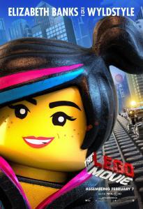 The Lego Movie Wyld Style