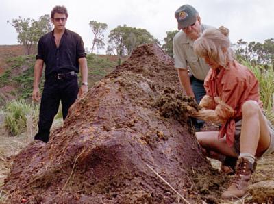 1994: Jurassic Park's Dr Ellie Sattler Being A Person