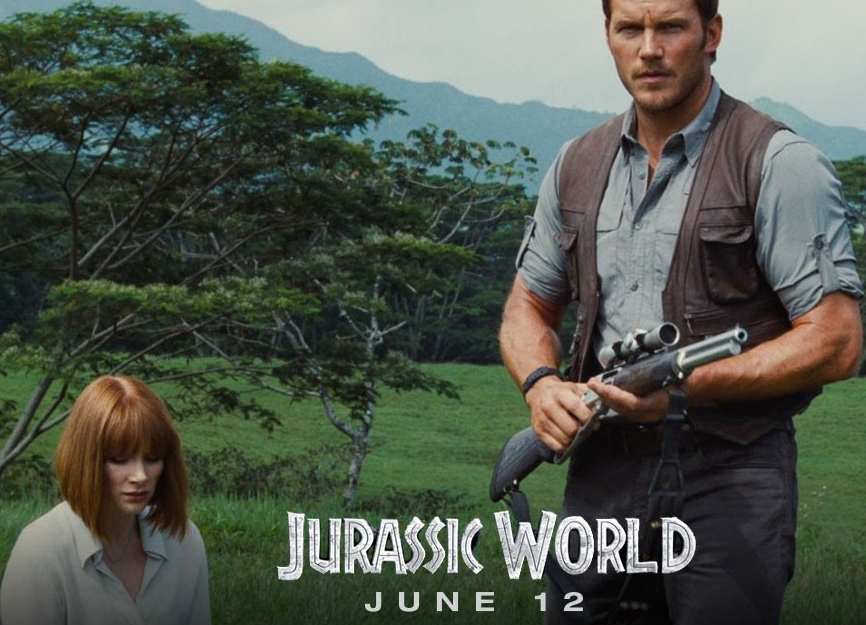 Women put in their place by Jurassic World, copyright Universal Pictures..