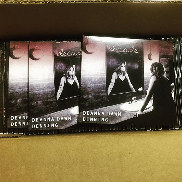 DECADE is now available for purchase @ www.deannadenning.com! Order your copy today!