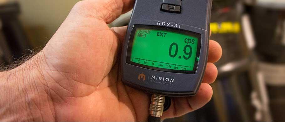 RADIATION DETECTORS FOR HANDHELD MEASUREMENT   MEASURE RADIATION     FIND OUT MORE