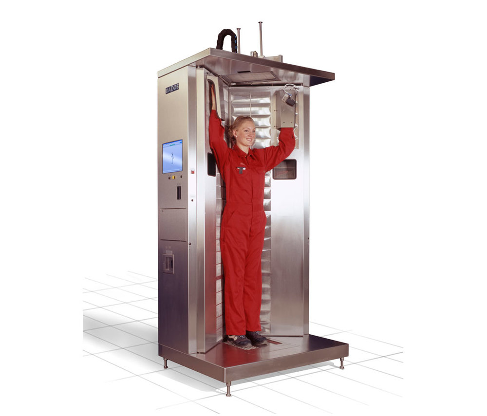 RTM860TS Whole Body Contamination Monitor
