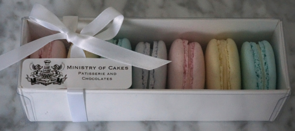 Macaron Gift Box - Online Store