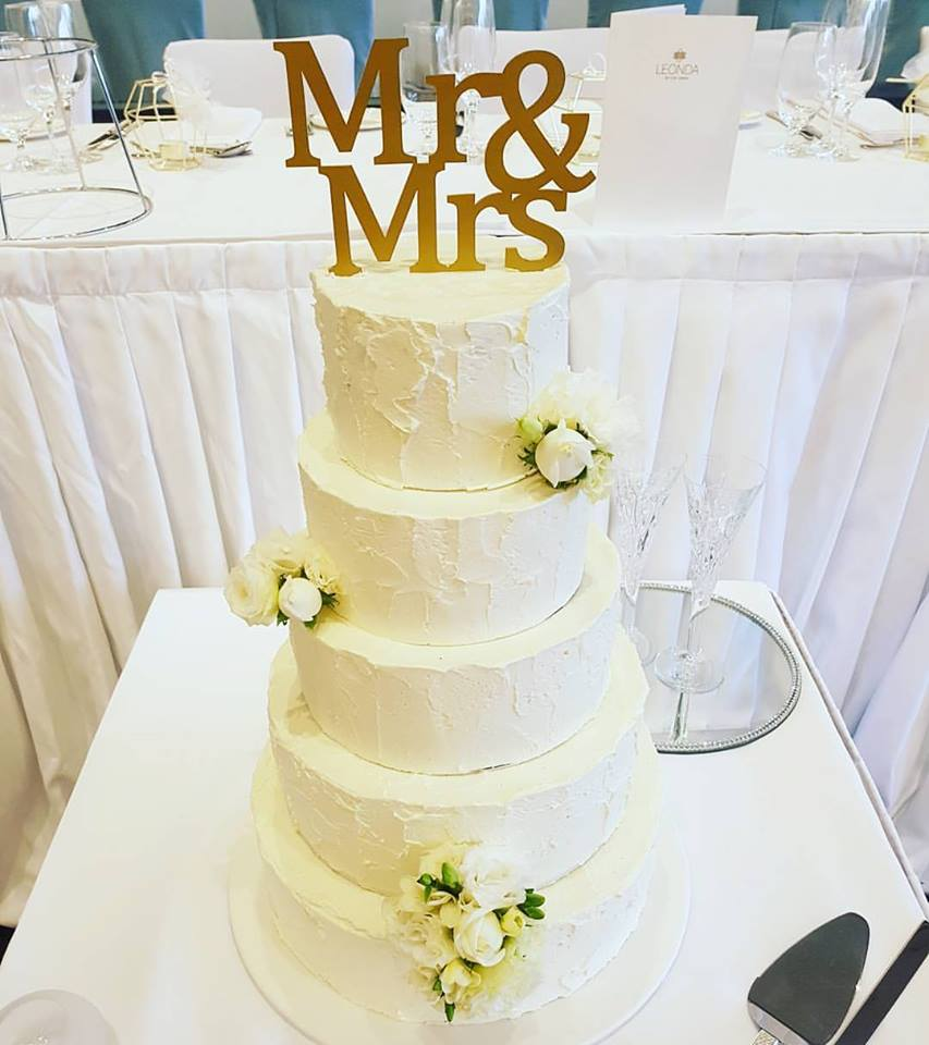 Wedding Cakes — Ministry Of Cakes