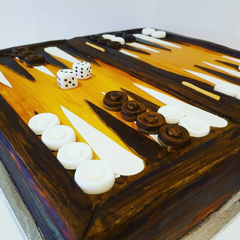 Tavli Cake