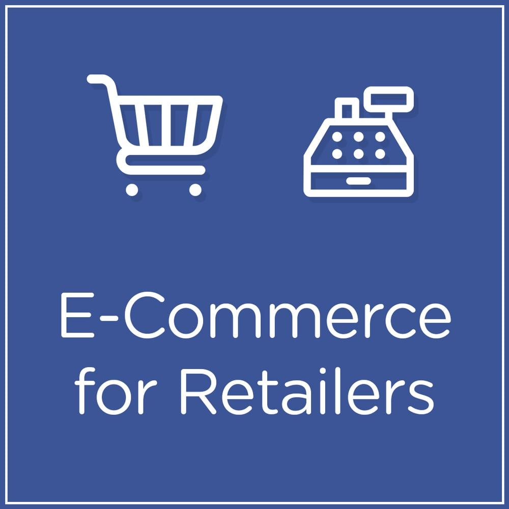 Learn about e-commerce, from how to make you first online sale to how to run a successful online business