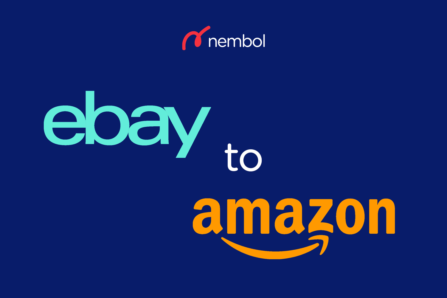 How Can I Transfer My Ebay Listings To Amazon Including Variations Images And All Skus Nembol
