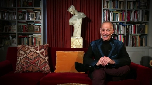 JOHN WATERS - INTERVIEWEE Dubbed 'The Pope of Trash' by Willian Burroughs, John Waters is an American film director, screenwriter, author, actor, stand-up comedian, journalist, visual artist, and art collector, who rose to fame in the early 1970s for his cult films. He encountered The Process when he was a penniless film-maker living in New Orleans.