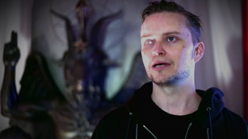Lucien Greaves -   CO-FOUNDER 'THE SATANIC TEMPLE'