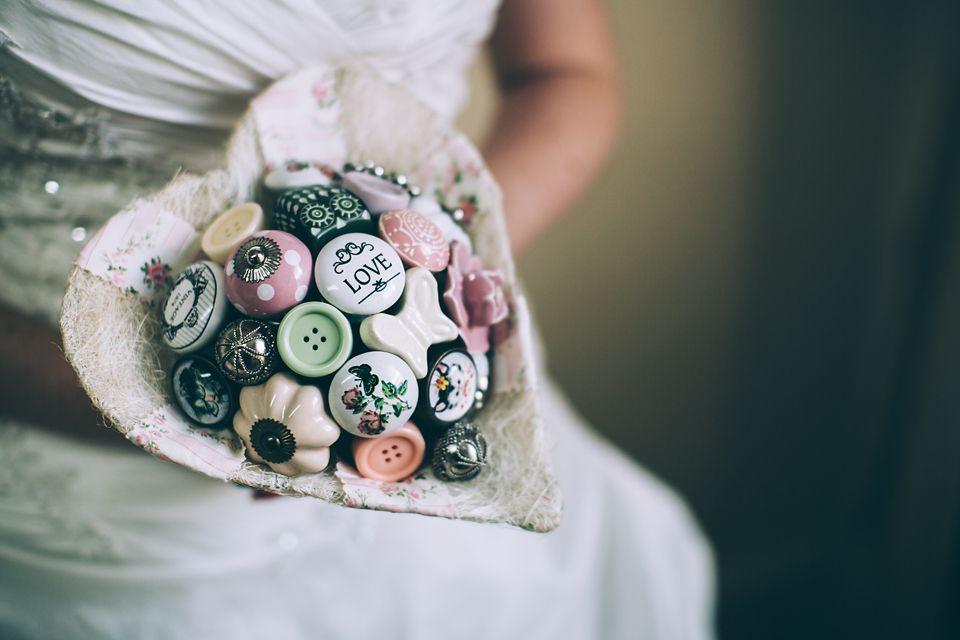 I Heart Buttons Bouquets Heart Bureau Bouquet  - pippa brown photography1.jpg