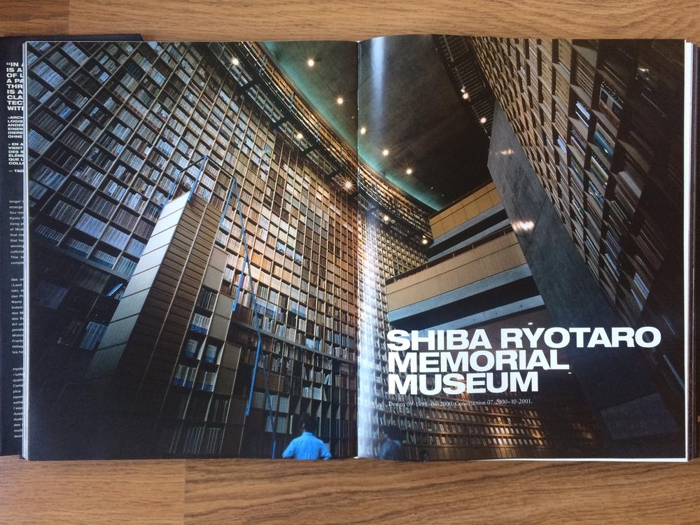 foto uit: Tadao Ando - complete works (Taschen)