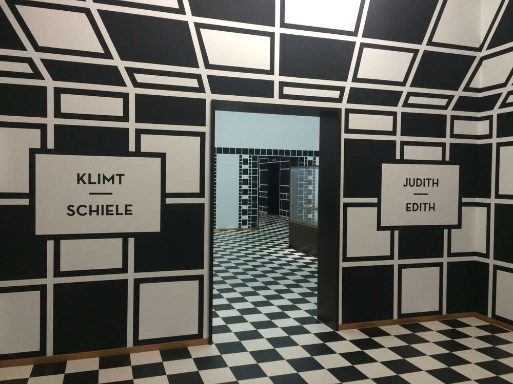 Gemeentemuseum Klimt - Schiele