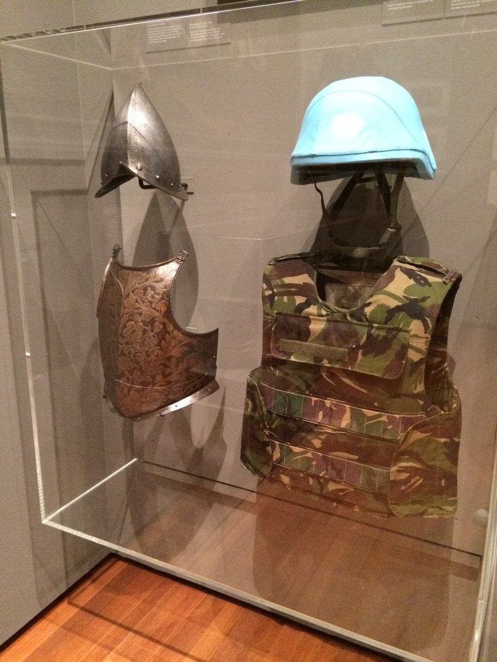 Mooie vergelijking in de zaal van Beatrice de Graaf in DWDD Pop Up Museum 2