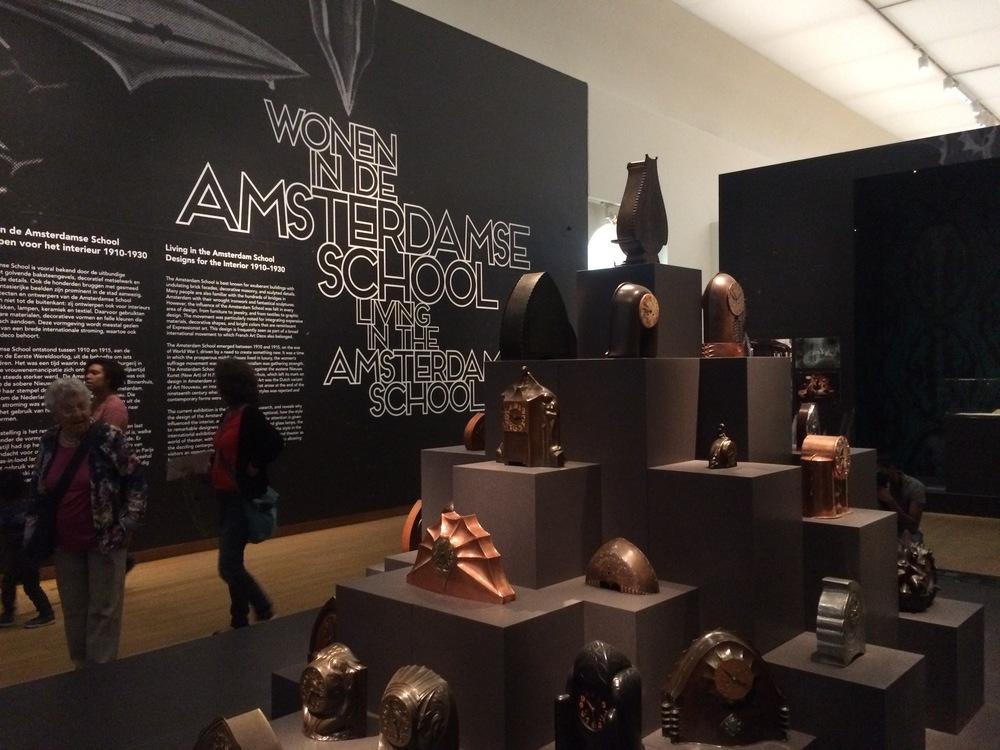 Wonen in de Amsterdamse School Stedelijk Museum Museumpodast