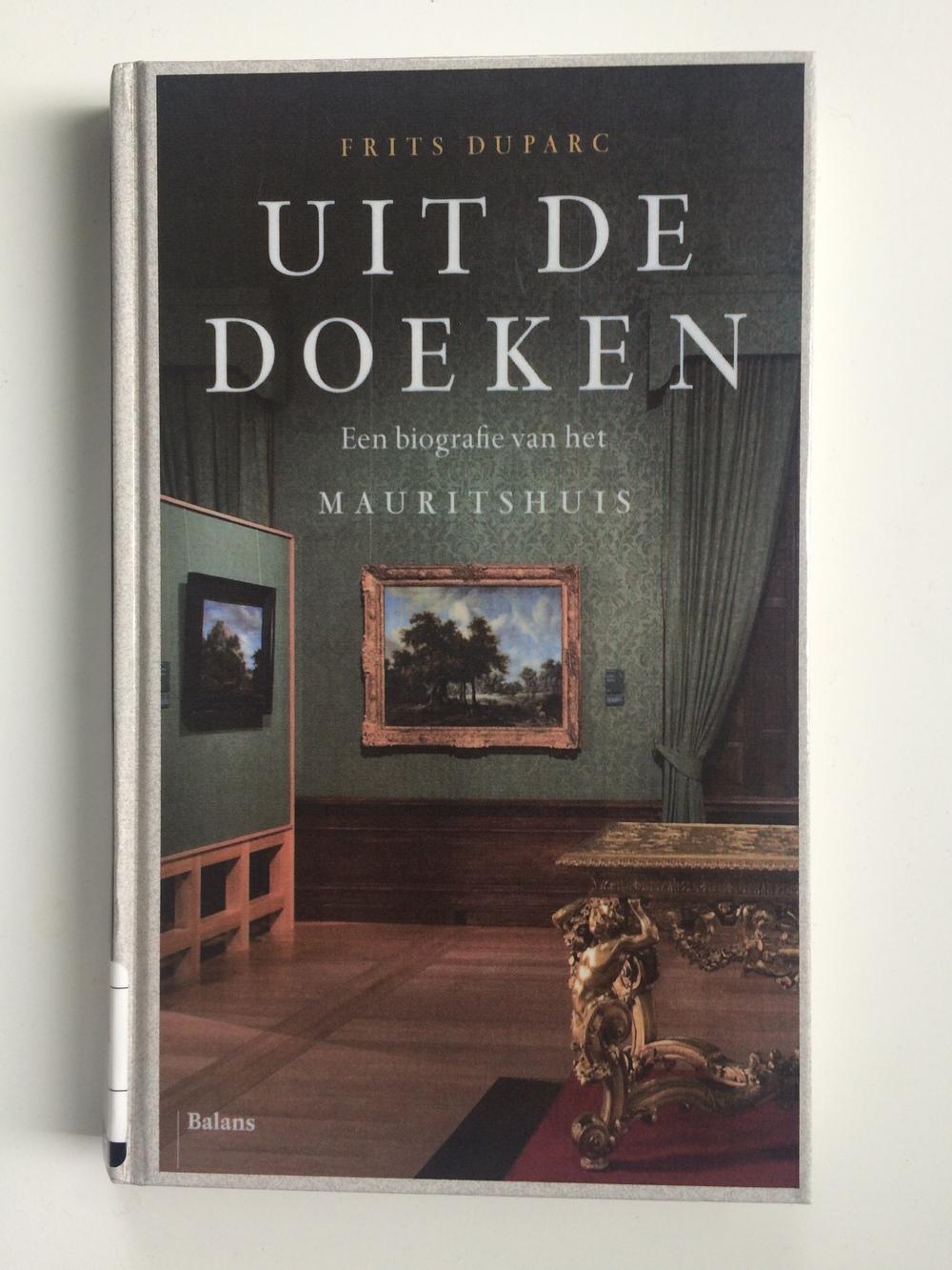 Uit de doeken, een biografie van het Mauritshuis, Frits Duparc, De Museumpodcast