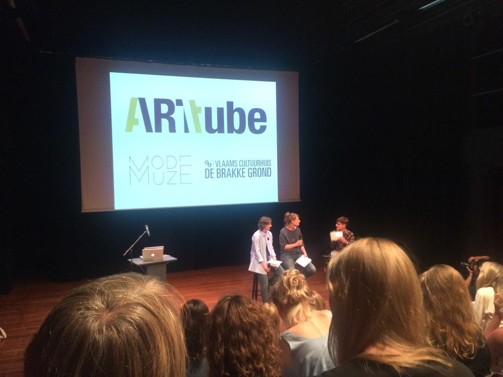ARTtube - De Museumpodcast