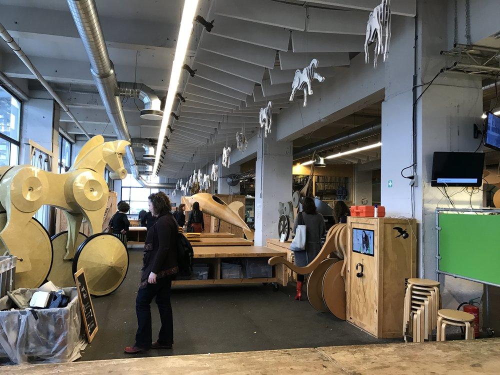 De ontdekfabriek, familiemusea, De Museumpodcast