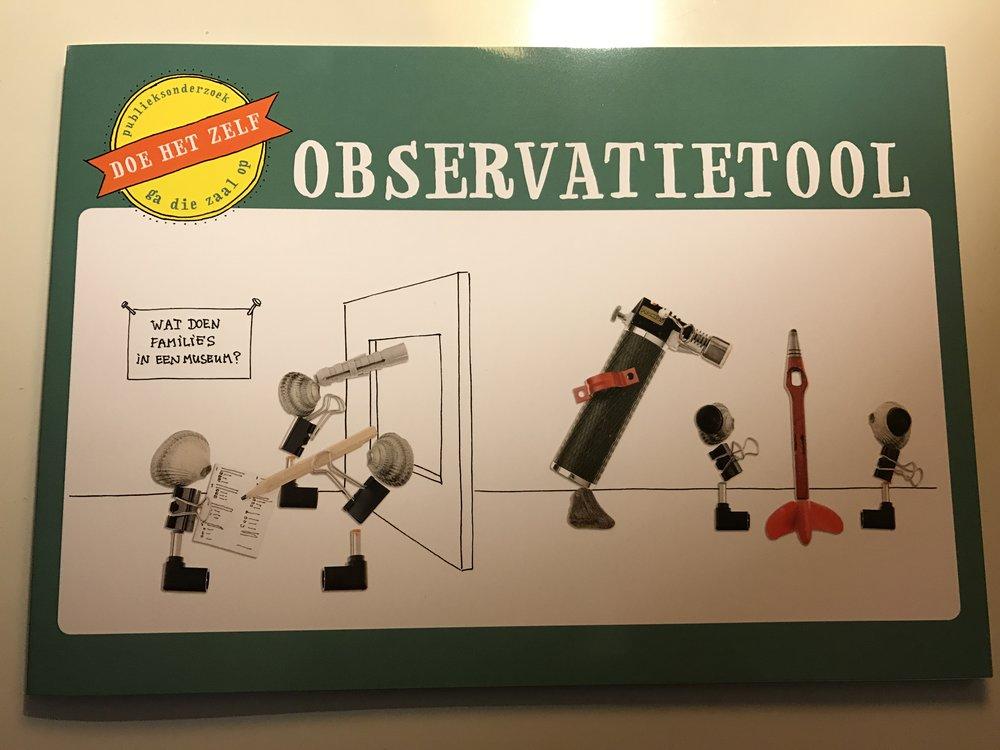 Observatietool, Familiemusea, De Museumpodcast