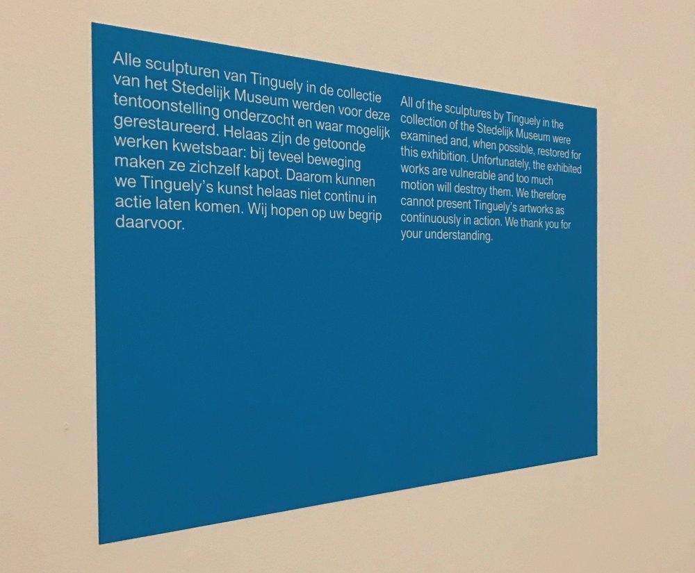 Stedelijk, Tinguely, De Museumpodcast