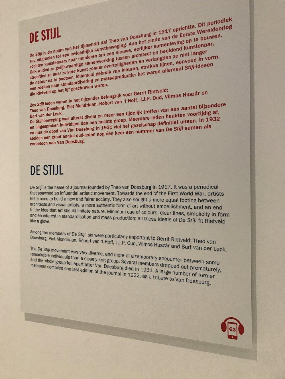 Rietvelds Meesterwerk, Centraal Museum, De Museumpodcast,