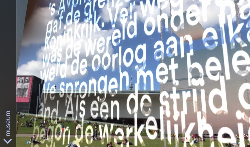 Poëziemuseum, De Musempodcast