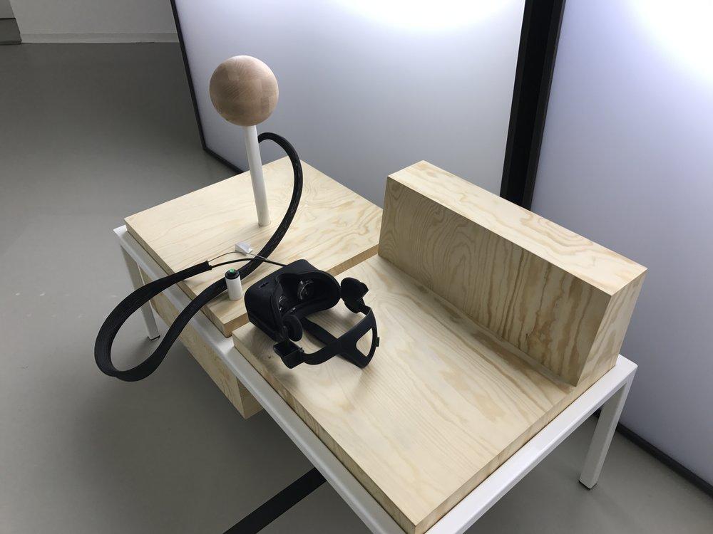 VR in het Literatuurmuseum