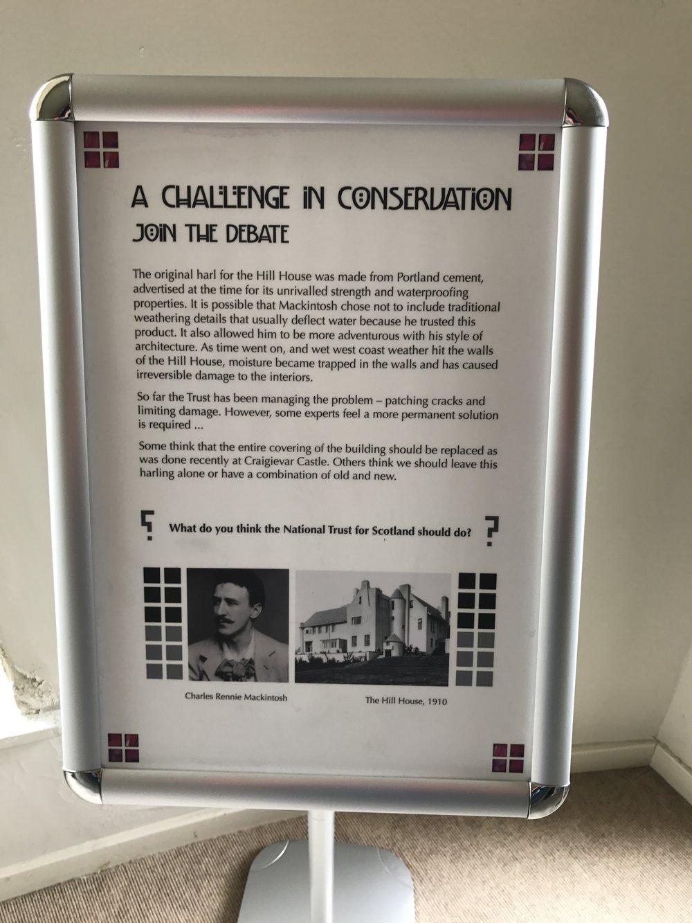 The Hill House, Helensburgh, Schotland, De Museumpodcast