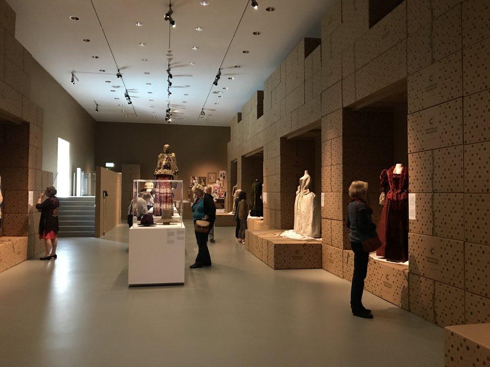 Uit de mode, Centraal Museum, De museumpodcast