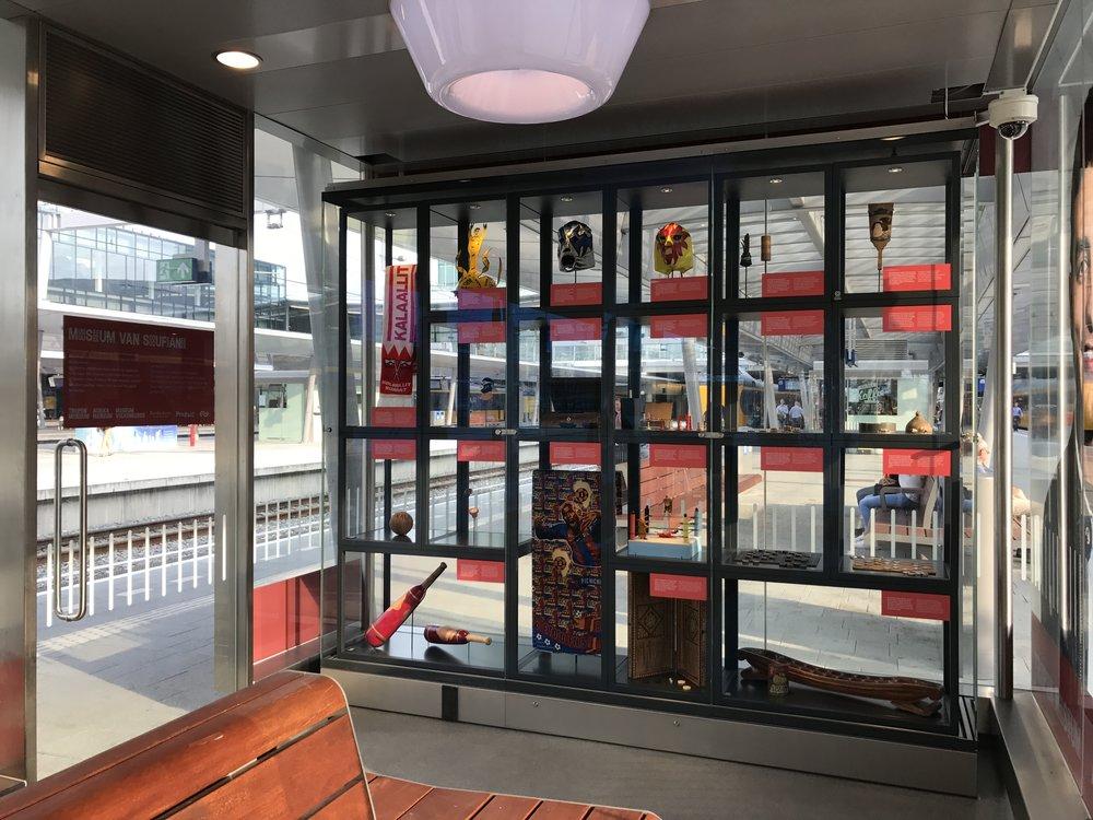 Het museum van Soefiane, De Museumpodcast
