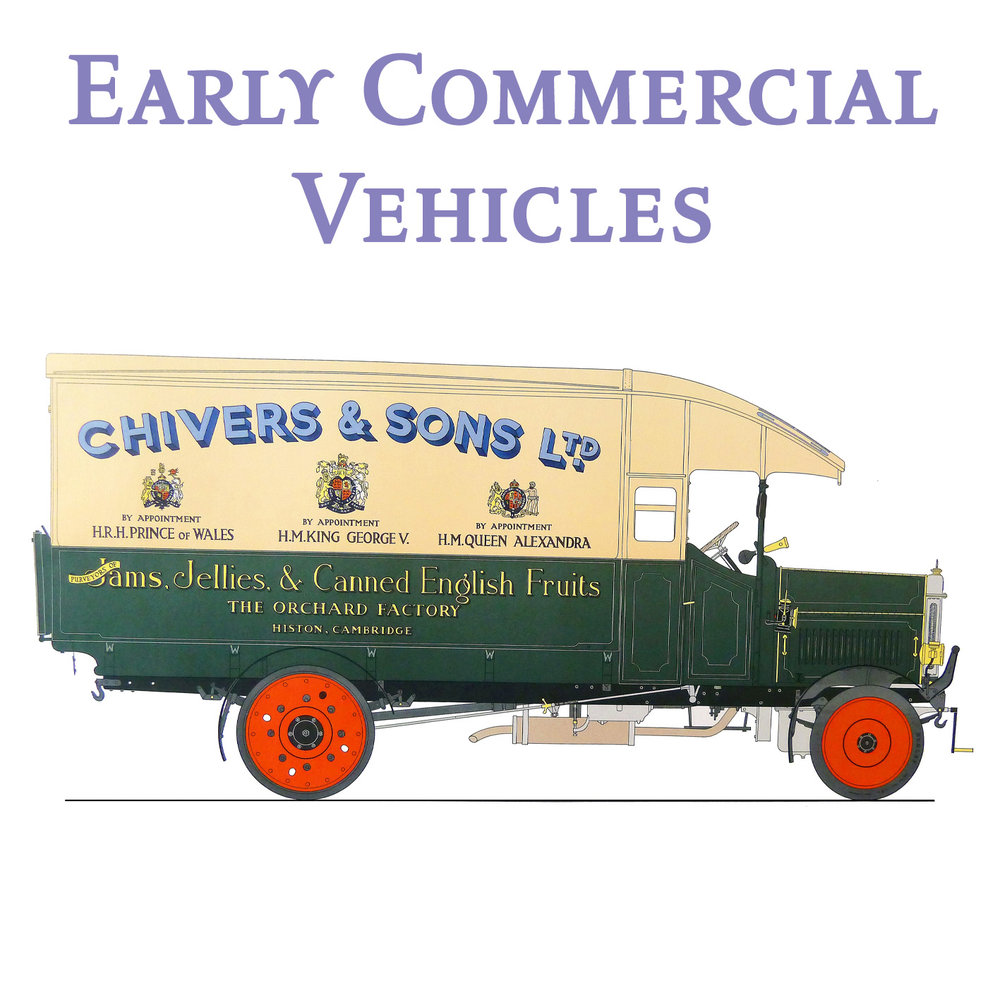 Early Commercial Vehicles