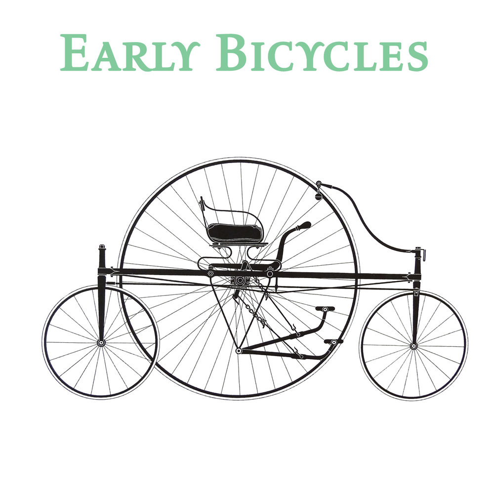 Early Bicycles