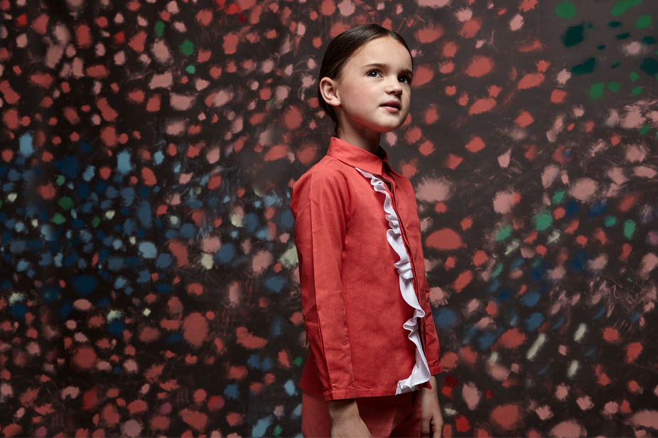 Look SOPHIA shirt coral with white frill.jpg