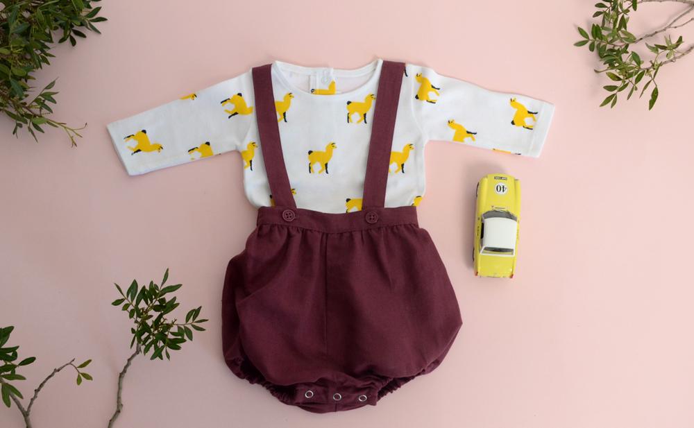 Look HARLEY plum and DOMINO yellow lama Baby.jpg