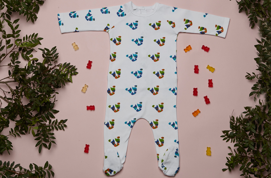 Look ROBIN racoon sleepsuit blue and green.jpg