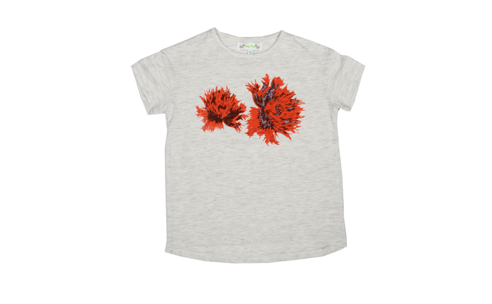 KARA t shirt grey with red flower.jpg