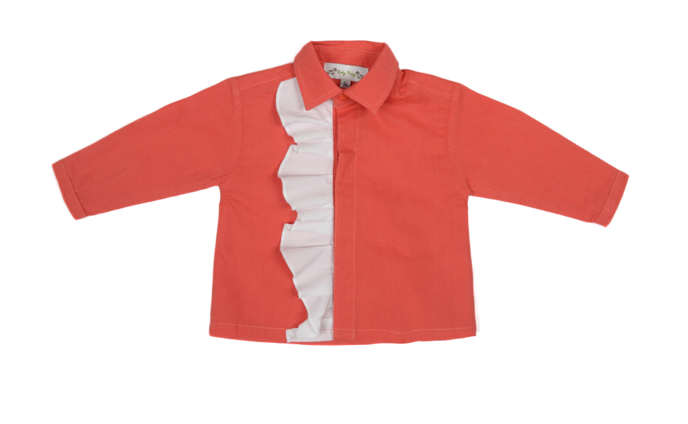 SOPHIA blouse coral and white.jpg