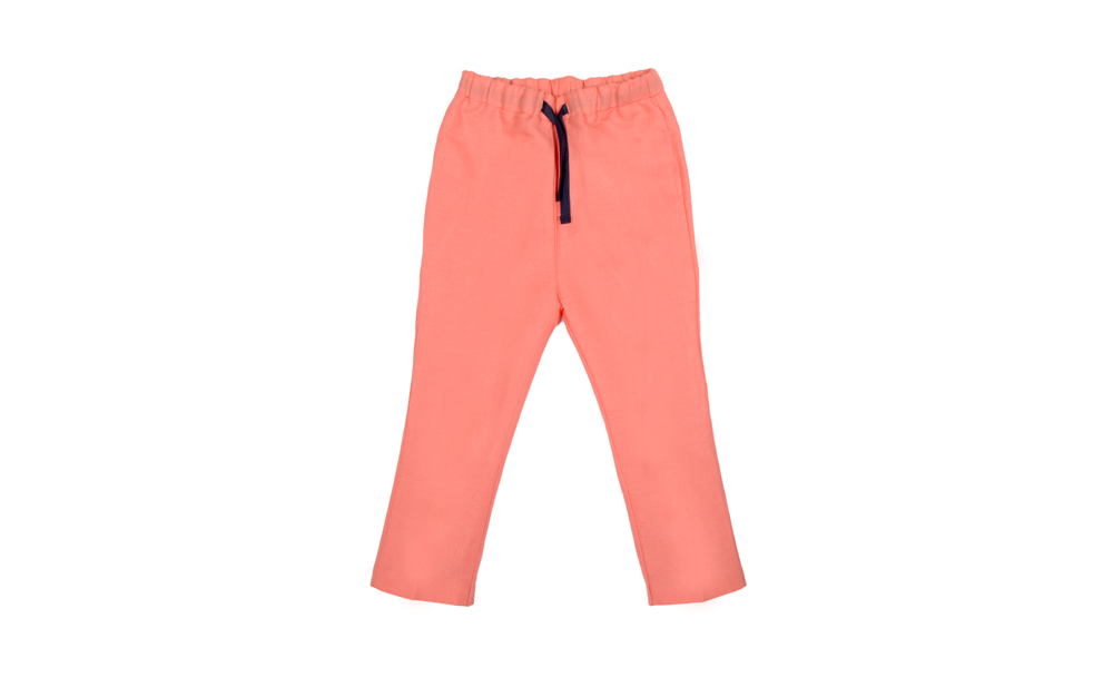 BOBBY JUNIOR trousers coral.jpg