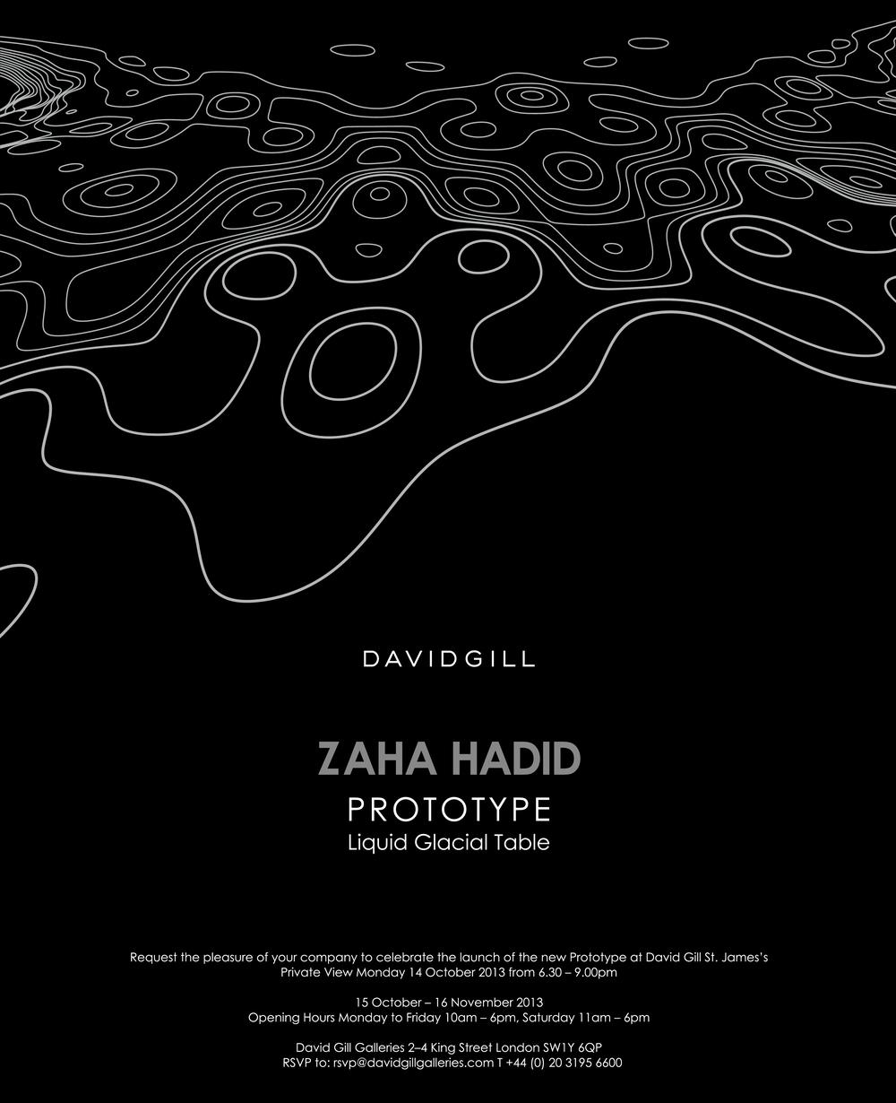 Zaha Hadid 2013