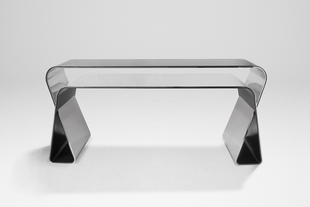 1. MB Console 'Endless Ribbon' Grey Patina.jpg