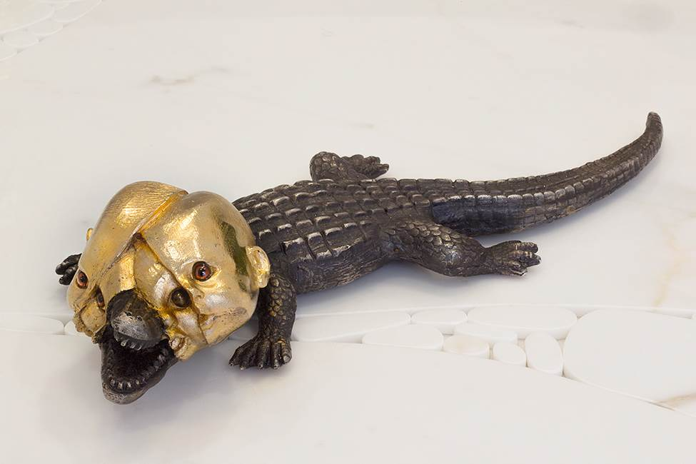 1. Sculptural Object 'Alligator Toy'.jpg