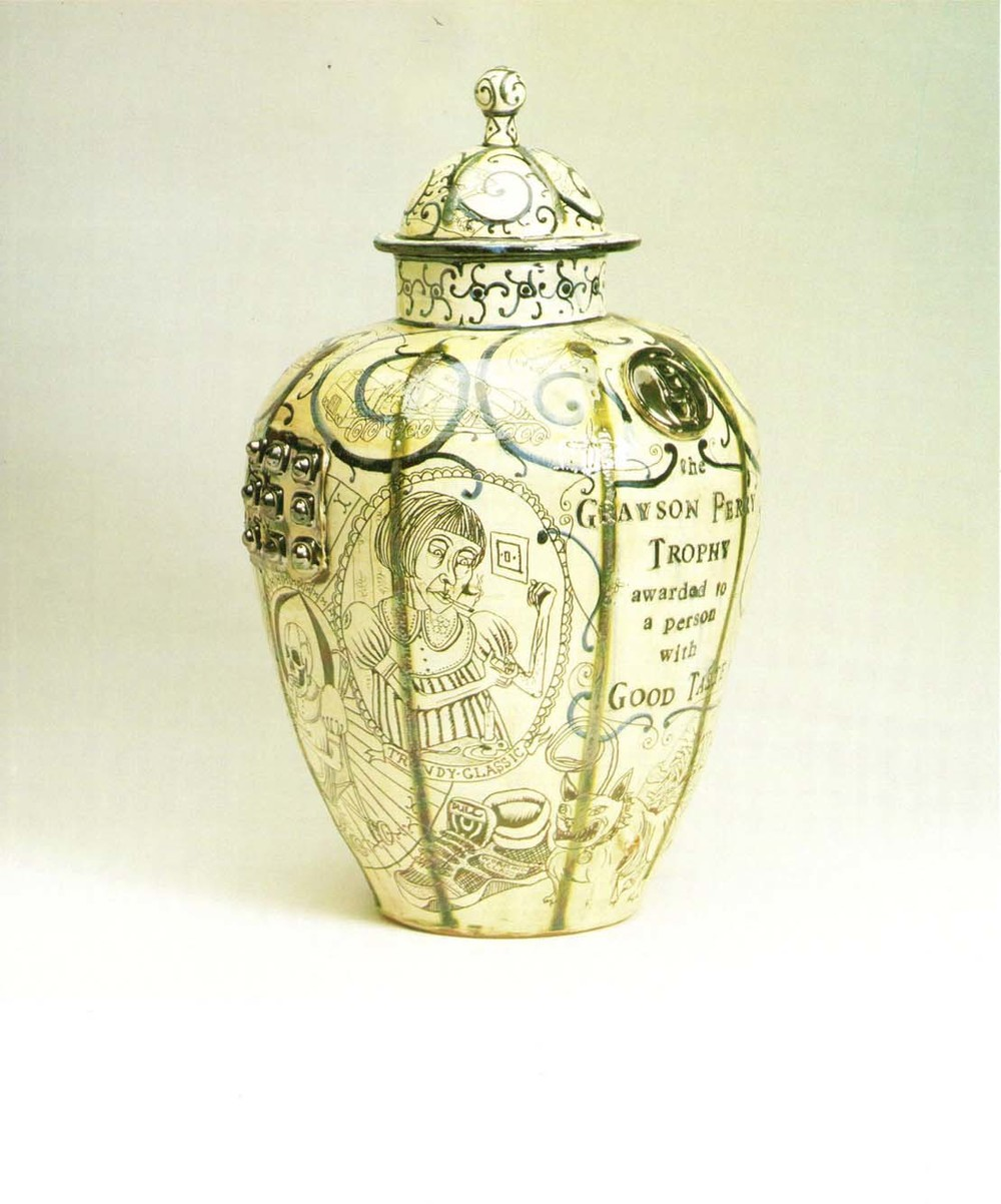 1987 2004 david gill gallery grayson perry ceramics invite1g reviewsmspy
