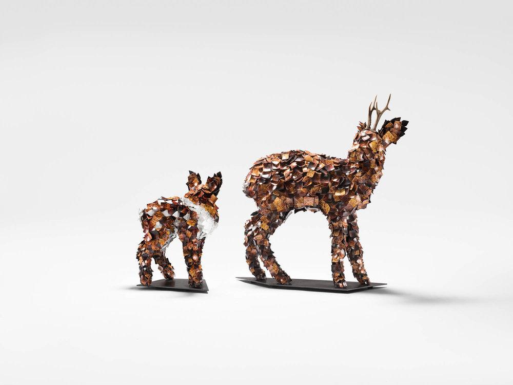 BB Sculpture 'Roe Deer' + 'Fawn'.jpg