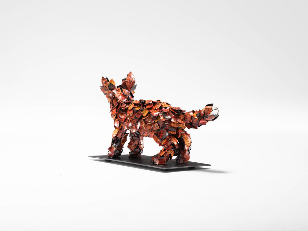 2. BB Sculpture 'Fox Cub'.jpg