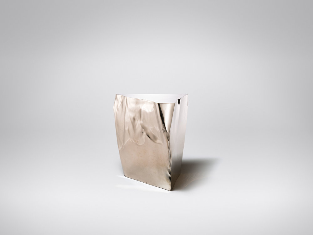 1. FS Gueridon 'Antarctica III' Bronze white bronze.jpg