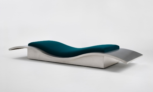 Maria Pergay, Daybed 'Flying Carpet'