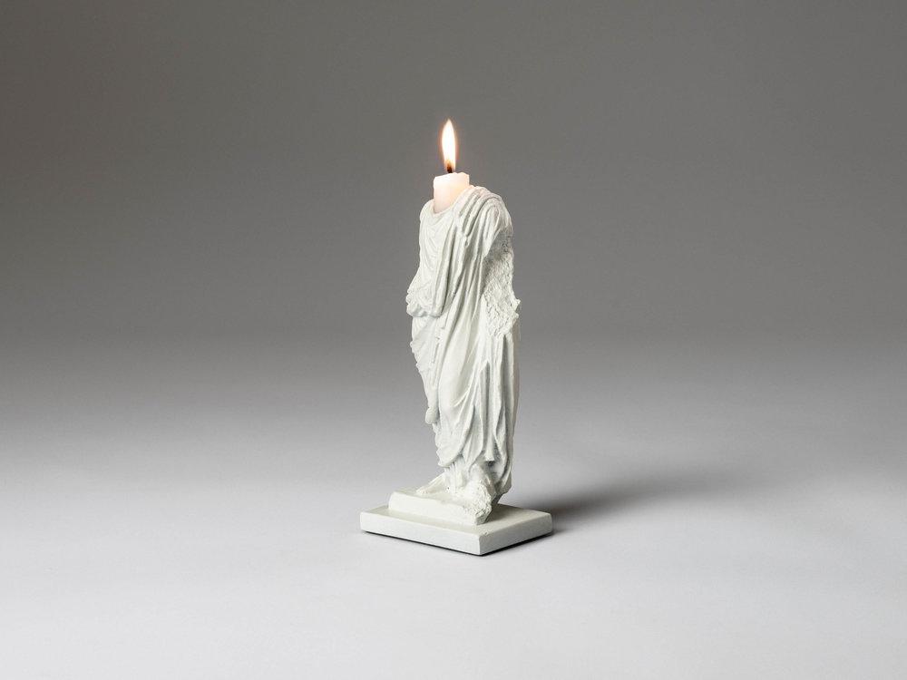 23. SE Candlestick 'Togado' white.jpg