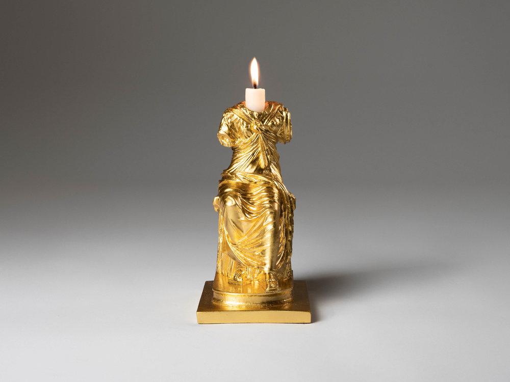 37. SE Candlestick 'Isis' gold.jpg