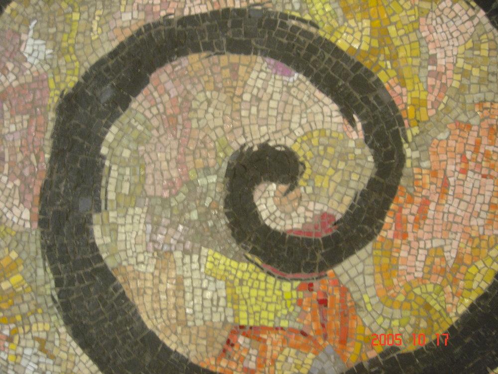 3. B&G Coffee Table 'Spirale' (detail).JPG